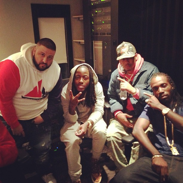 DJ-Khaled-Vado-Ace-Hood-Mavado-In-The-Studio-5